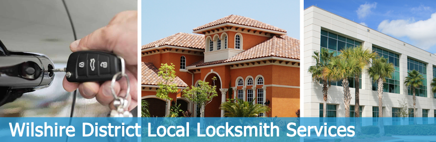 wilshire district locksmith service company